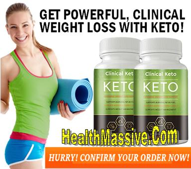Clinical Keto Weight loss