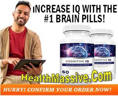 Cognitive IQ Brain