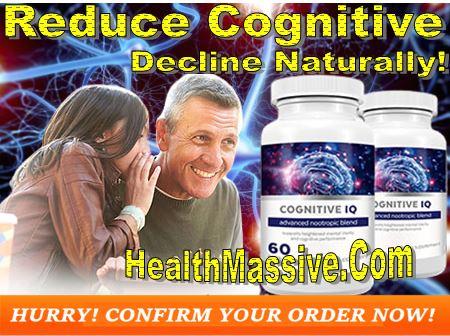 Cognitive IQ Cognition Pills