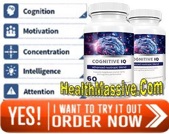 Cognitive IQ Pills