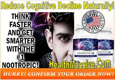 Cognitive IQ Supplement