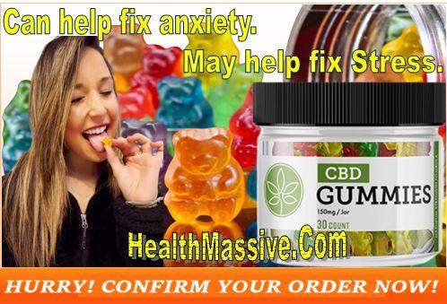 Copd CBD Tincture Gummies