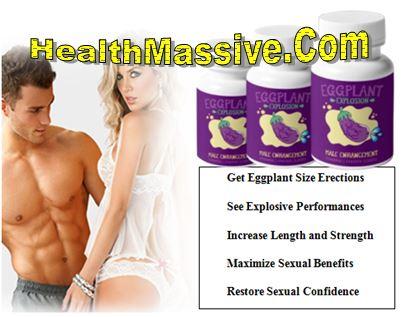 Eggplant Explosion Male Enhancement