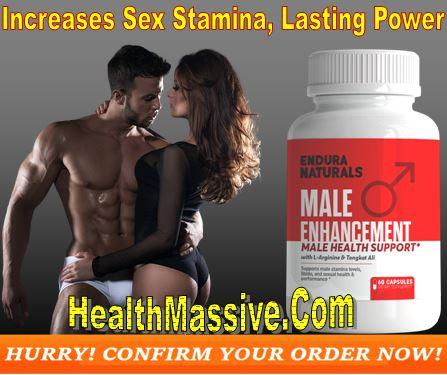 Endura Naturals Testosterone Pills