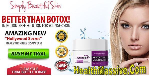 Gentille Skin Revitalizing Moisturizer Cream