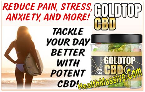 Gold Top CBD Spectrum Hemp Extract