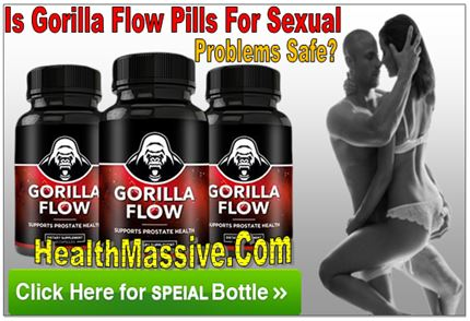 Gorilla Flow Male Enhance Supplement