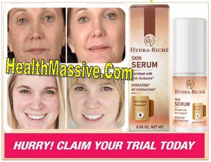 Hydra Riche Anti aging Serum
