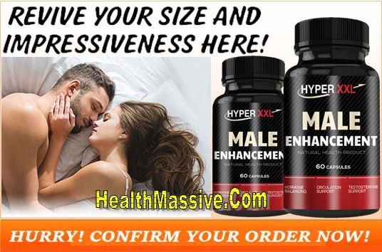 HyperXXL Male Pills