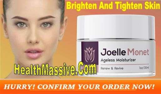 Joelle Monet Ageless Moisturizer Cream Cost