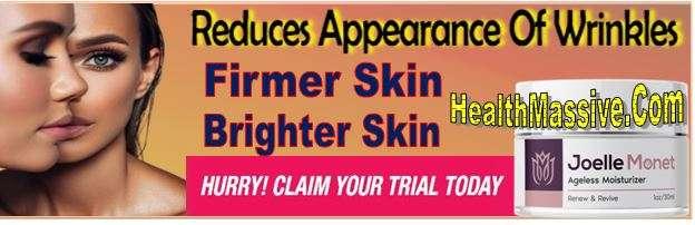 Joelle Monet Ageless Moisturizer Skin Cream