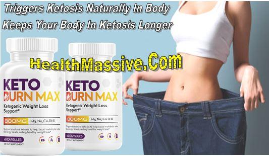Keto Burn Max Weight Loss UK