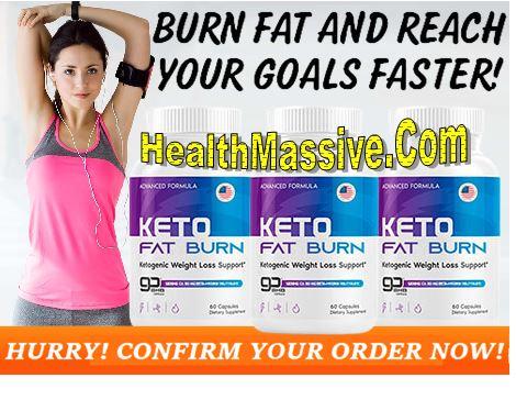 Keto Fat Burn Diet