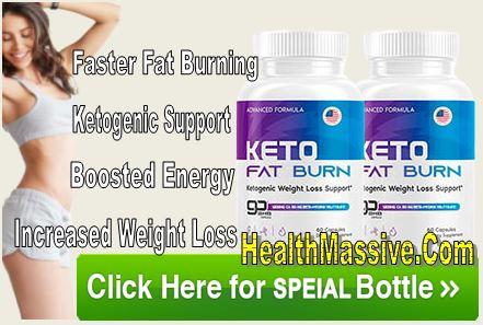 Keto Fat Burn Ketogenic Pills