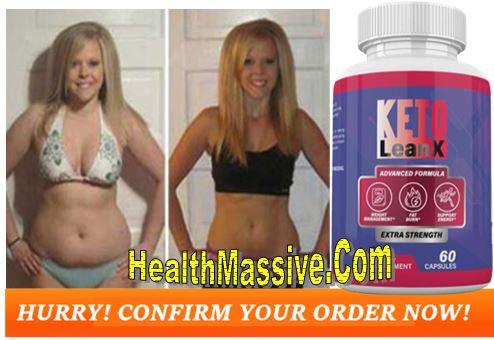 Keto Lean X Weight loss