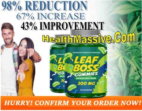 Leaf Boss Gummies