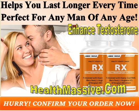 Libido Build Muscle Testosterone Booster