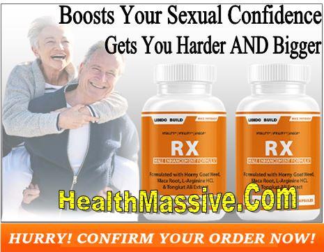 Libido Build RX Pills