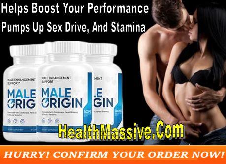 Male Origin Male Enhancement Pills