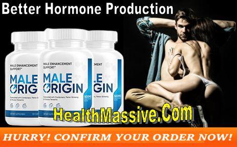 Male Origin Testosterone Pills