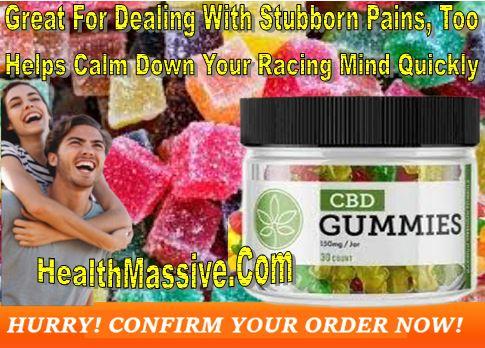 Marilyn Denis CBD Gummies