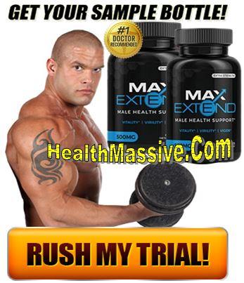 Max Extend Muscle Pills