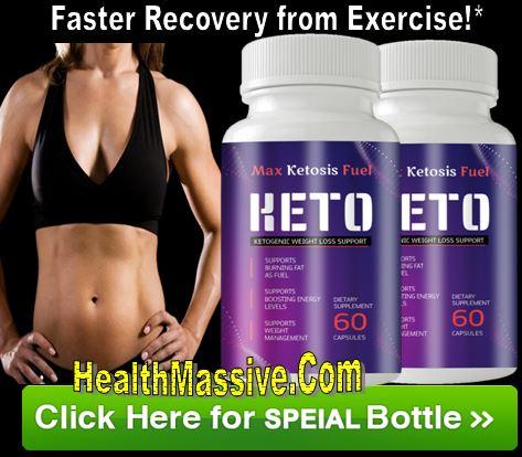 Max Ketosis Fuel Weight loss
