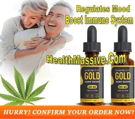 Oracle Leaf Gold CBD Oil