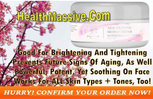 Pashio Skin Moisturizing Cream