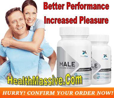 Peak Flow Male Enhancement Pills