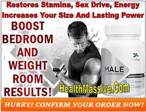 Peak Flow Testosterone Boost
