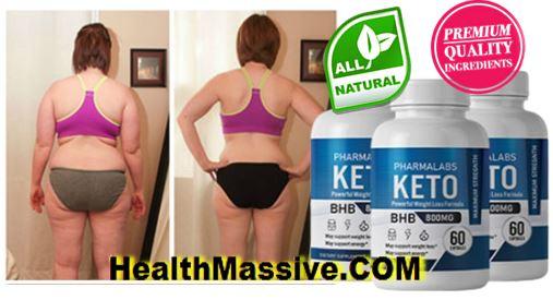 Pharma Labs Keto Weight loss