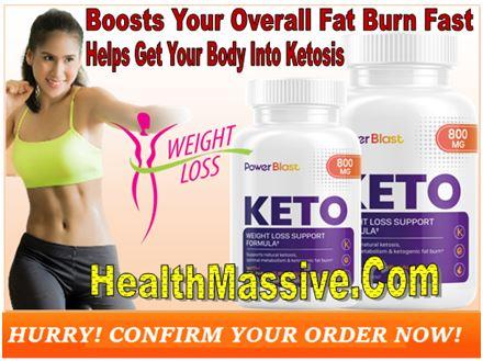 Power Blast Keto Diet