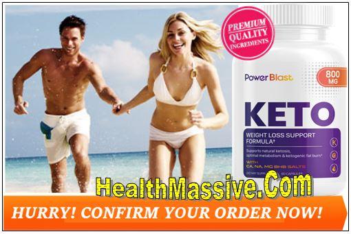 Power Blast Ketogenic Weight loss