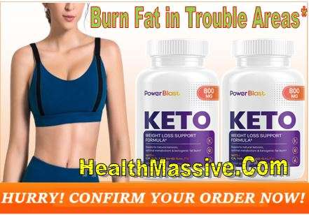 PowerBlast Keto Weight loss