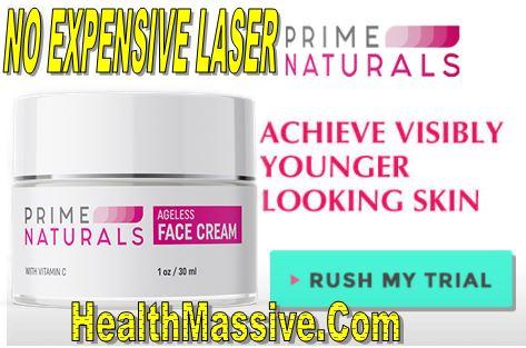 Prime Naturals Skin Moisturizer Cream