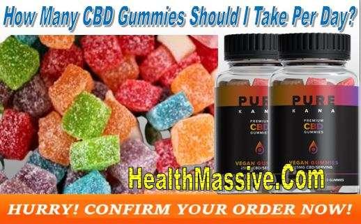 Pure Kana CBD Hemp Spectrum Gummies