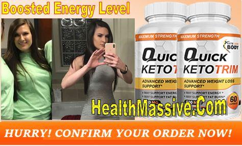 Quick Keto Trim Weight loss