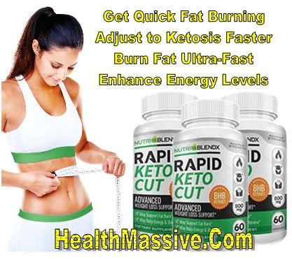 Rapid Keto Cut Diet