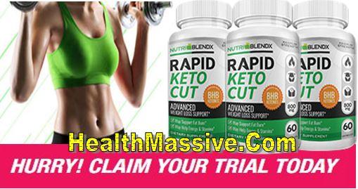 Rapid Keto Cut Pills Cost