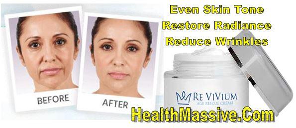 Re ViVium Anti aging Cream