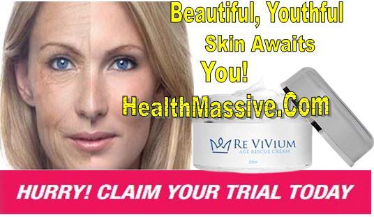 Re ViVium Skin Moisturizer Cream