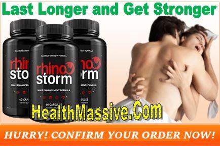 Rhino Storm Supplement