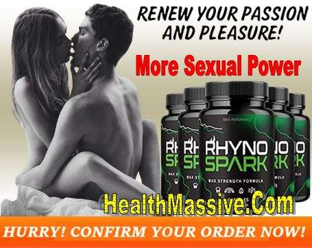 Rhyno Spark Testosterone Booster
