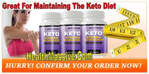 Strong Keto Pills