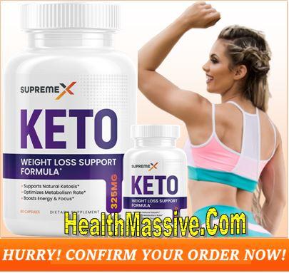 Supreme X Keto Pills