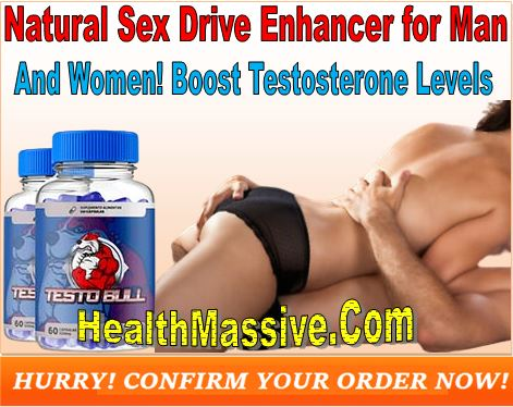 Testo Bull Male Enhancement