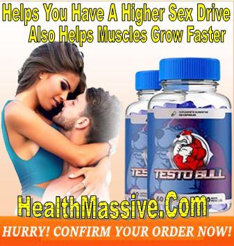 Testo Bull Testosterone Boost