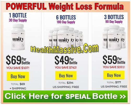 Unity Weight Loss Pills