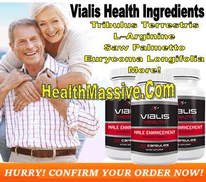Vialis Health Testosterone